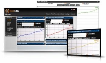 Completo sistema de analnAticas web BrainSINS