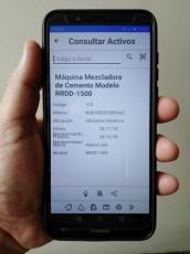 aplicacion CMMS movil para el mantenimiento preventivo,