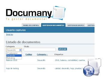 Organiza tus documentos
